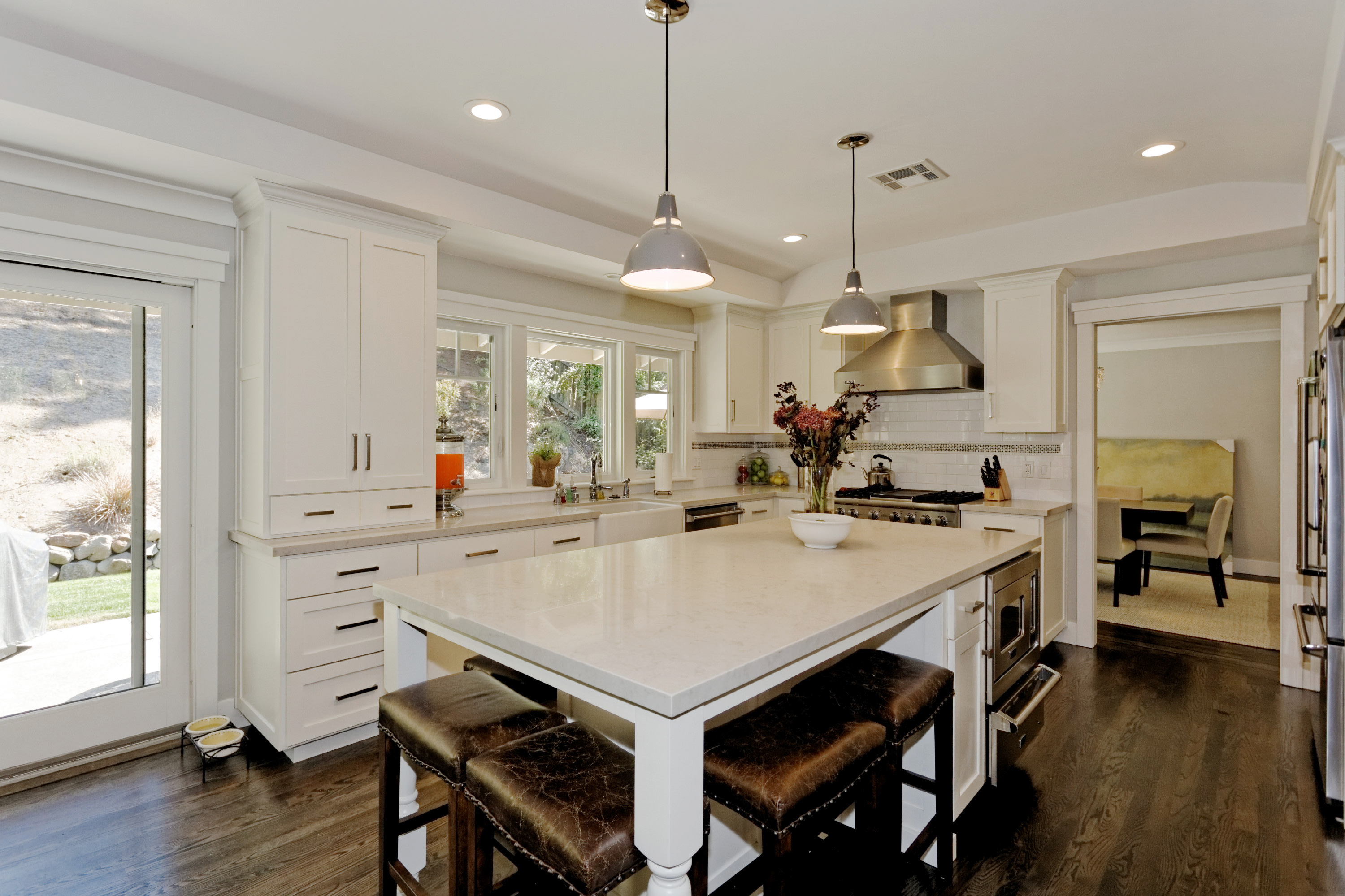 Portfolio younger brothers builders for Kitchen remodel bay area